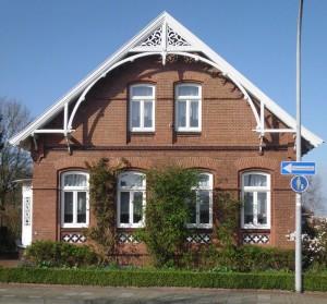 1. Südwieke Hausnummer 22 Kapitänshaus